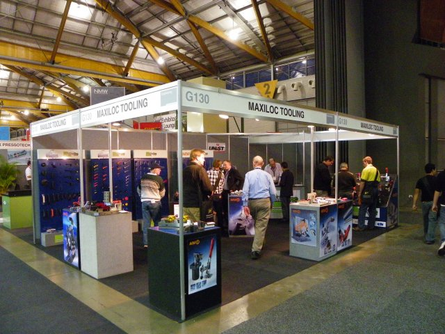 National Manufacturing Week, Sydney 2010