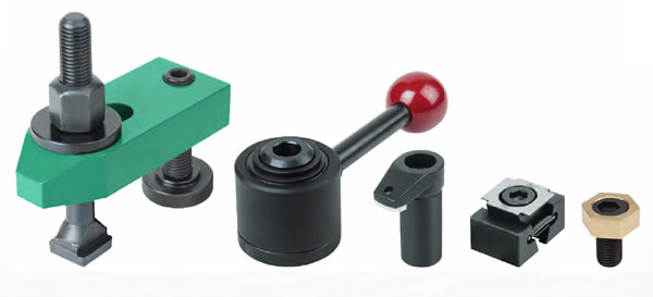 Clamping Elements | Maxiloc Tooling | Kipp Operating Parts