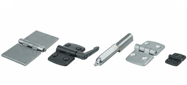 Hinges | Maxiloc Tooling | Kipp Operating Parts