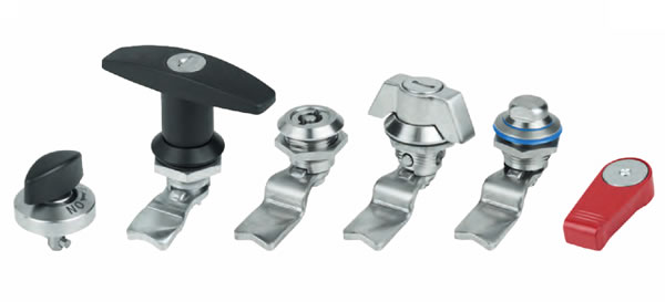 Quarter-turn Locks, Compression Latches | Maxiloc Tooling | Kipp Operating Parts