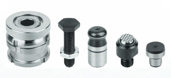 Support Elements, Locating Elements, Stop Elements | Maxiloc Tooling | Kipp Operating Parts