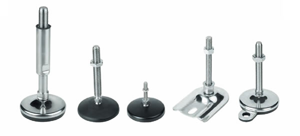 Swivel Feet, Levelling Feet | Maxiloc Tooling | Kipp Operating Parts