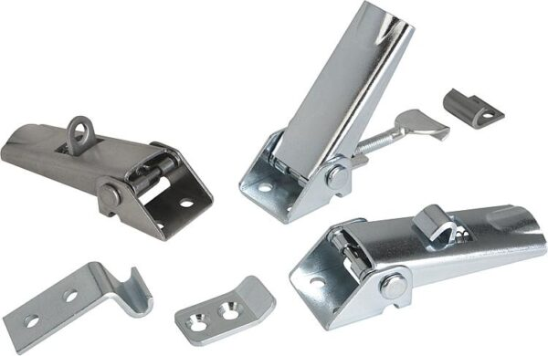 K0046 Kipp Latches adjustable fastening holes accessible