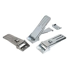 K0048 Kipp Latches adjustable fastening holes accessible