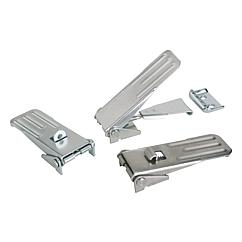 K0049 Kipp Latches adjustable fastening holes covered
