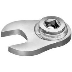 AMF Open-ended spanner with torque wrench socket 902Md