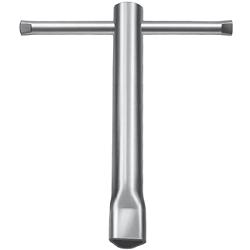AMF Triangular socket spanner Steel. DIN 22417A