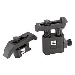 K0004 Kipp clamp straps with adjustment unit