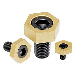 K0026 Kipp cam screws with hexagon washer