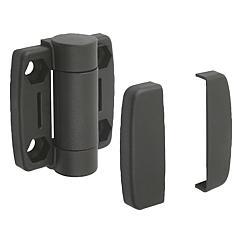 K0440 Kipp hinges plastic, with adjustable friction