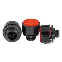 K0459 Kipp vent screws with check valve
