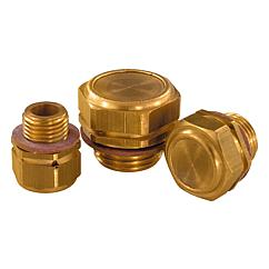 K0461 Kipp vent screws brass with check valve