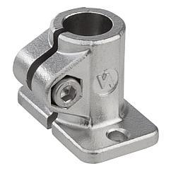 K0477 Kipp tube clamps base stainless steel