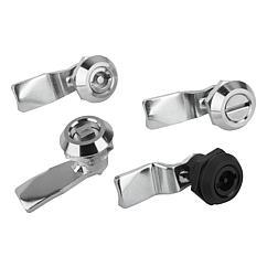 K0522 Kipp quarter-turn locks