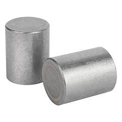 K0545 Kipp magnets deep pot AlNiCo with fitting tolerance