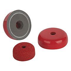 K0558 Kipp magnets shallow pot