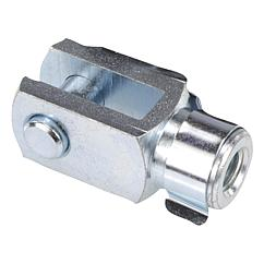 K0731 Kipp clevis joints with snap-in pin DIN 71752