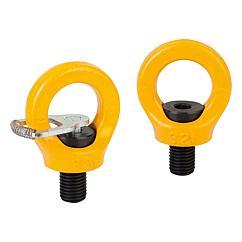 K0769 Kipp Ring bolts rotatable high-strength grade 10