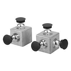K1039 Kipp Cube connector sets Type B