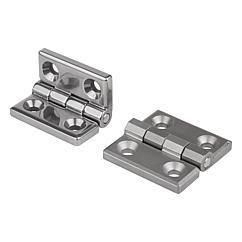 K1085 Kipp hinges stainless steel