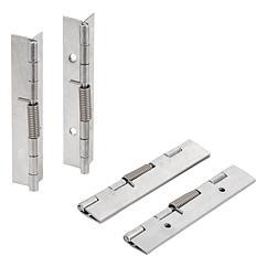 K1175 Kipp spring hinges steel, stainless steel or aluminium, 120 mm