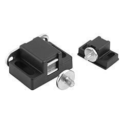 K1295 Kipp magnetic catches for swing and sliding doors