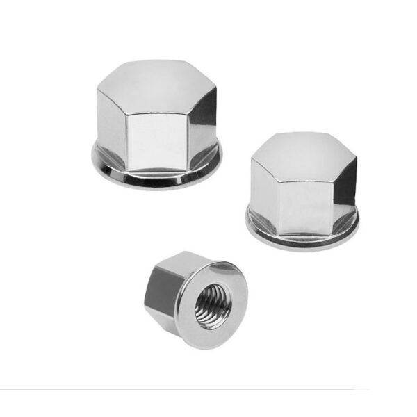 K1332 Kipp Cap nut compact in Hygienic DESIGN