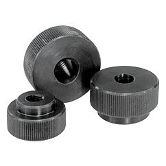 K139 Knurled nuts quick acting 06030