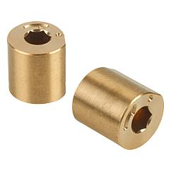 K1457 kipp clamp cam brass