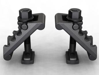 MP21 Maxiloc Universal clamps