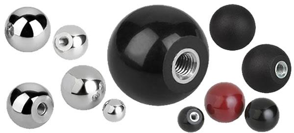 Ball knobs
