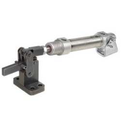 AMF Heavy pneumatic toggle clamp 6285CE