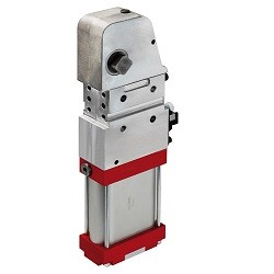AMF Heavy pneumatic toggle clamp 2 6828V