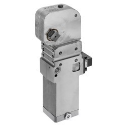 AMF Heavy pneumatic toggle clamp 6828V