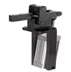AMF Heavy pneumatic toggle clamp 6828A