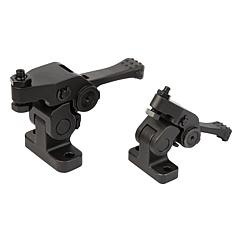 K0927 Kipp Swivel hold-down clamp, mini, with cam lever