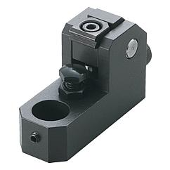 K0931 Kipp Side clamps with rest pad