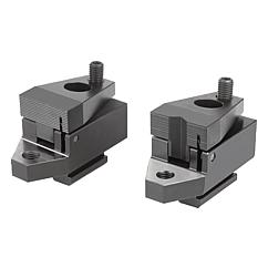 K1387 Kipp Side clamps with support