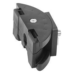 K1630 Kipp Swivel adapter, plastic, for profile slots