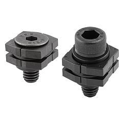 K1167 Kipp Wedge clamps