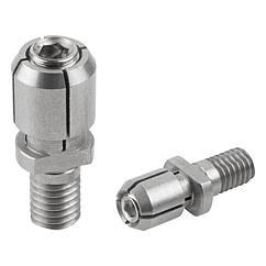 K1293 Kipp Mandrel collet for small bores