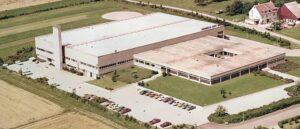 1973 Relocation to the new HEINRICH KIPP WERK building