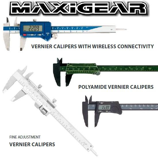 MaxiGear Digital Vernier Calipers