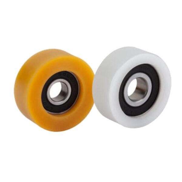 K1779 Kipp Guide rollers for doors and conveyor belts