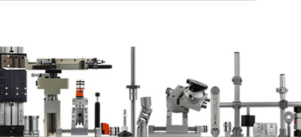 Systems and components for machine and plant construction