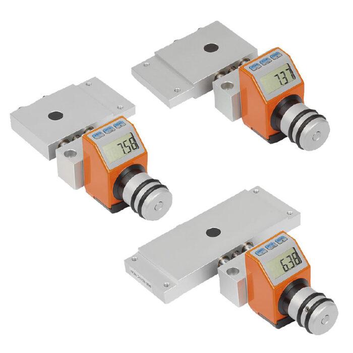 Norelem 21133 Cross slides, short with electronic position indicator